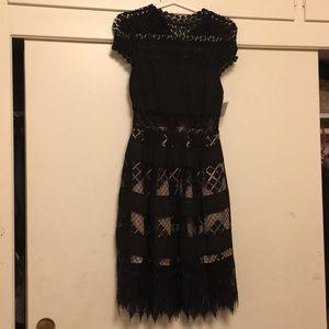 foxiedox Dresses - Laced Black Dress